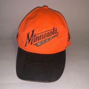Minnesota Wild Blaze Orange Pheasants Forever Hat